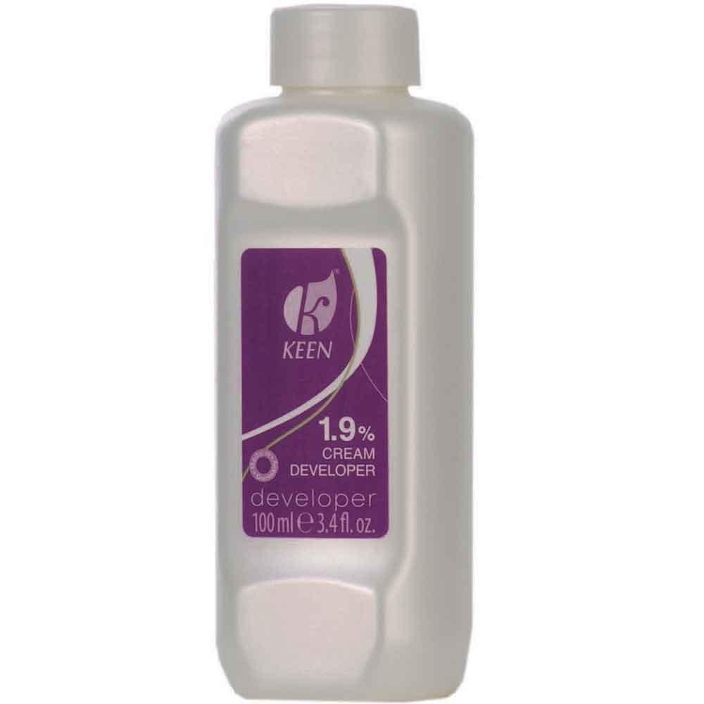 KEEN Cream Developer 1,9% 100 ml