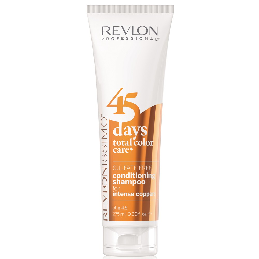 Revlon Revlonissimo 45 Days Intense Coppers 2 in 1 Shampoo & Conditioner 275 ml