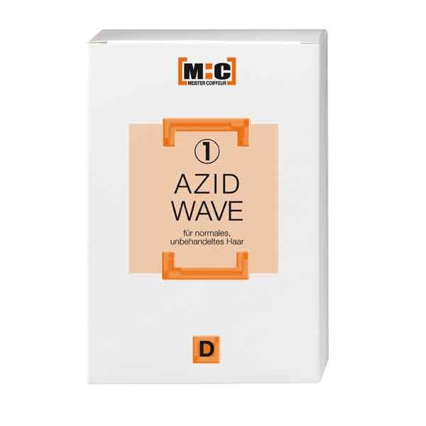 M:C Meister Coiffeur Azid Wave D1 normales/unbehandeltes Haar