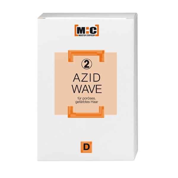 M:C Meister Coiffeur Azid Wave D2 poröses/gefärbtes Haar