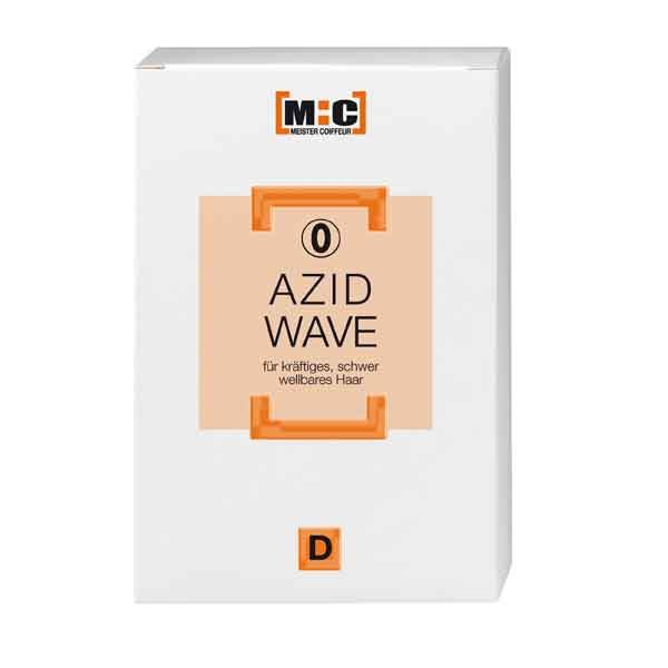 M:C Meister Coiffeur Azid Wave D0 starkes/schwer wellbares Haar