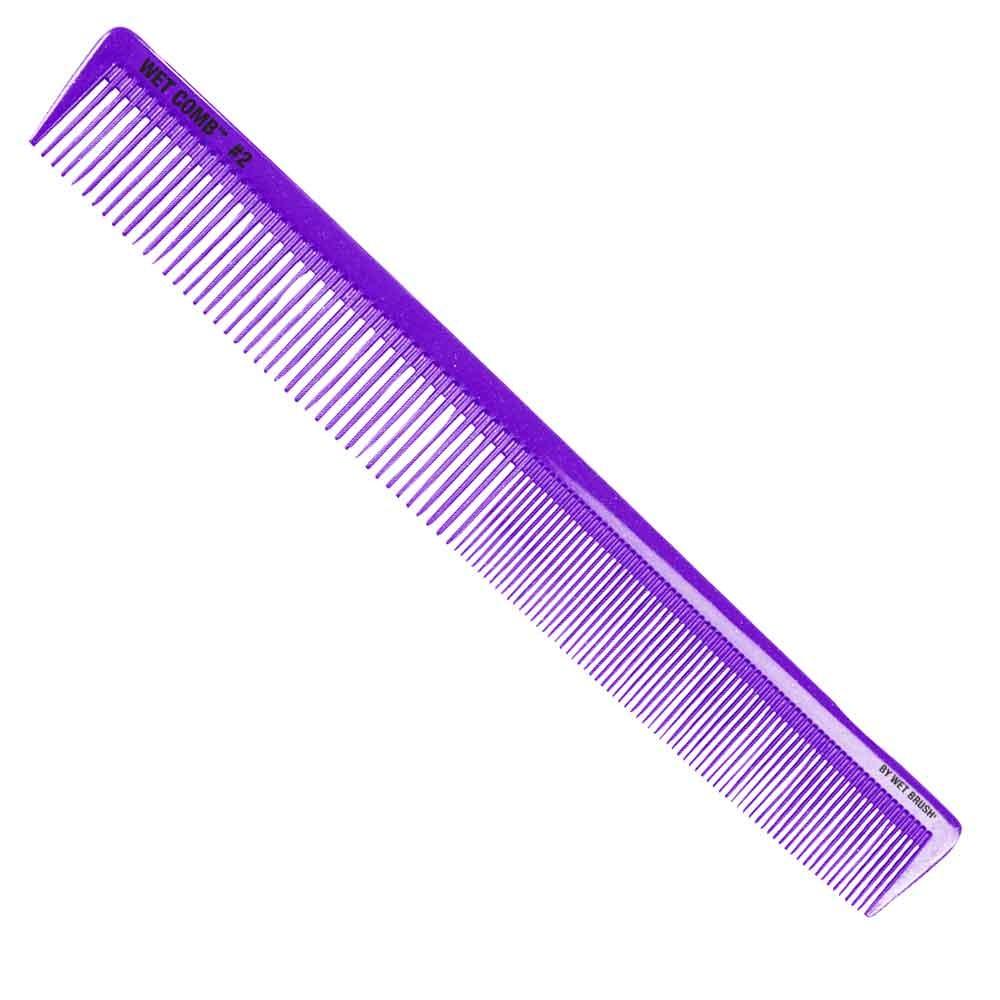 The Wet Brush The Wet Comb 2 Dunkel Violett