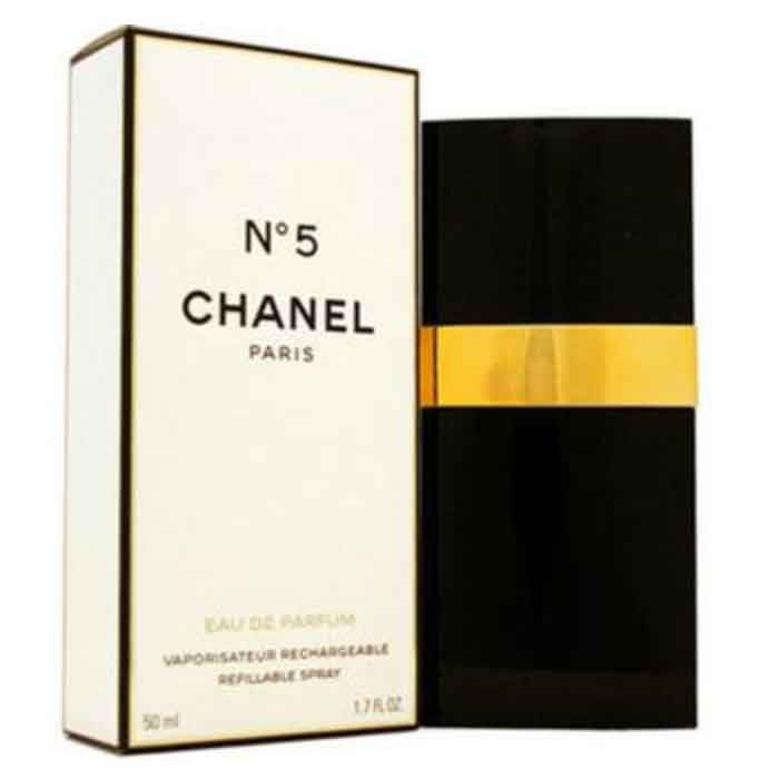 Chanel No. 5 EDP Spray Complete 60 ml