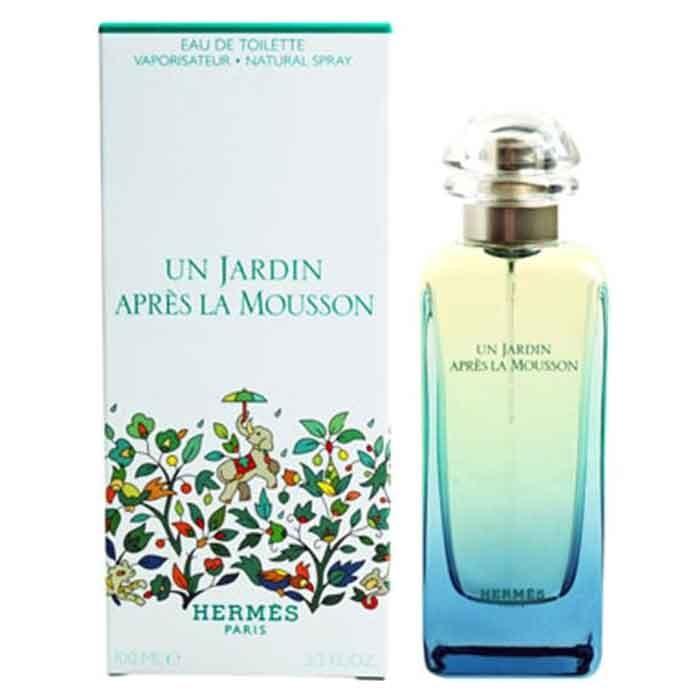 Hermes Un Jardin En Mediterranee EDT 100 ml
