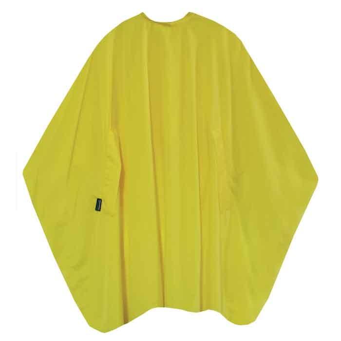 TREND DESIGN Classic Haarschneideumhang Gelb