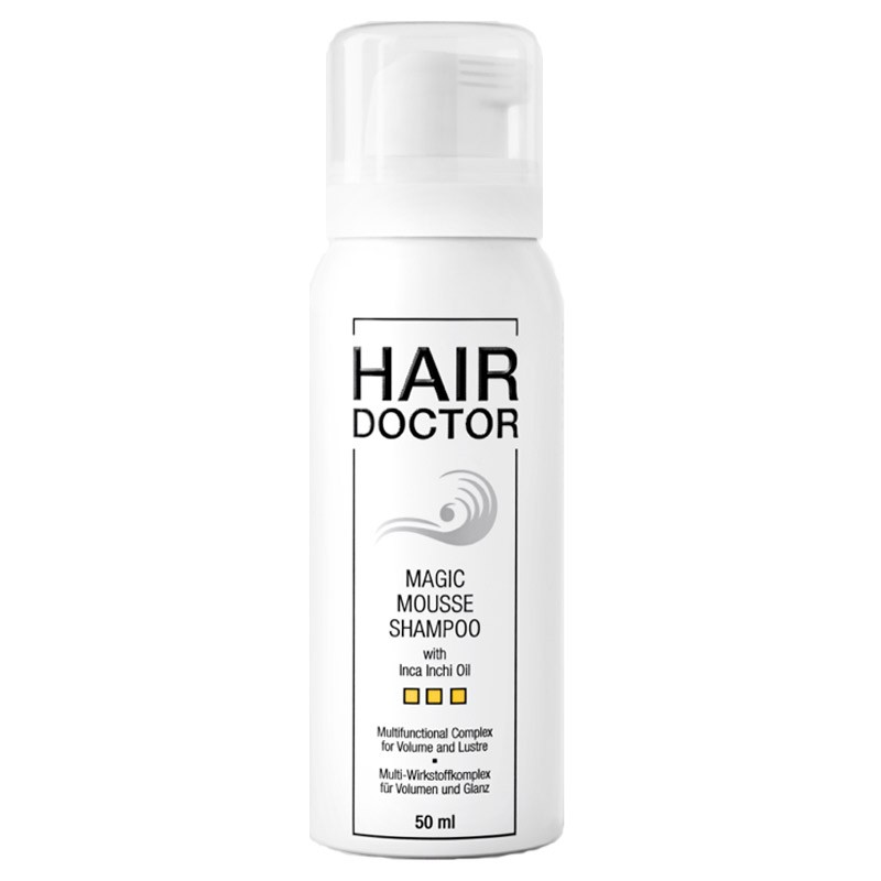 Hair Doctor Magic Mousse Shampoo 50 ml