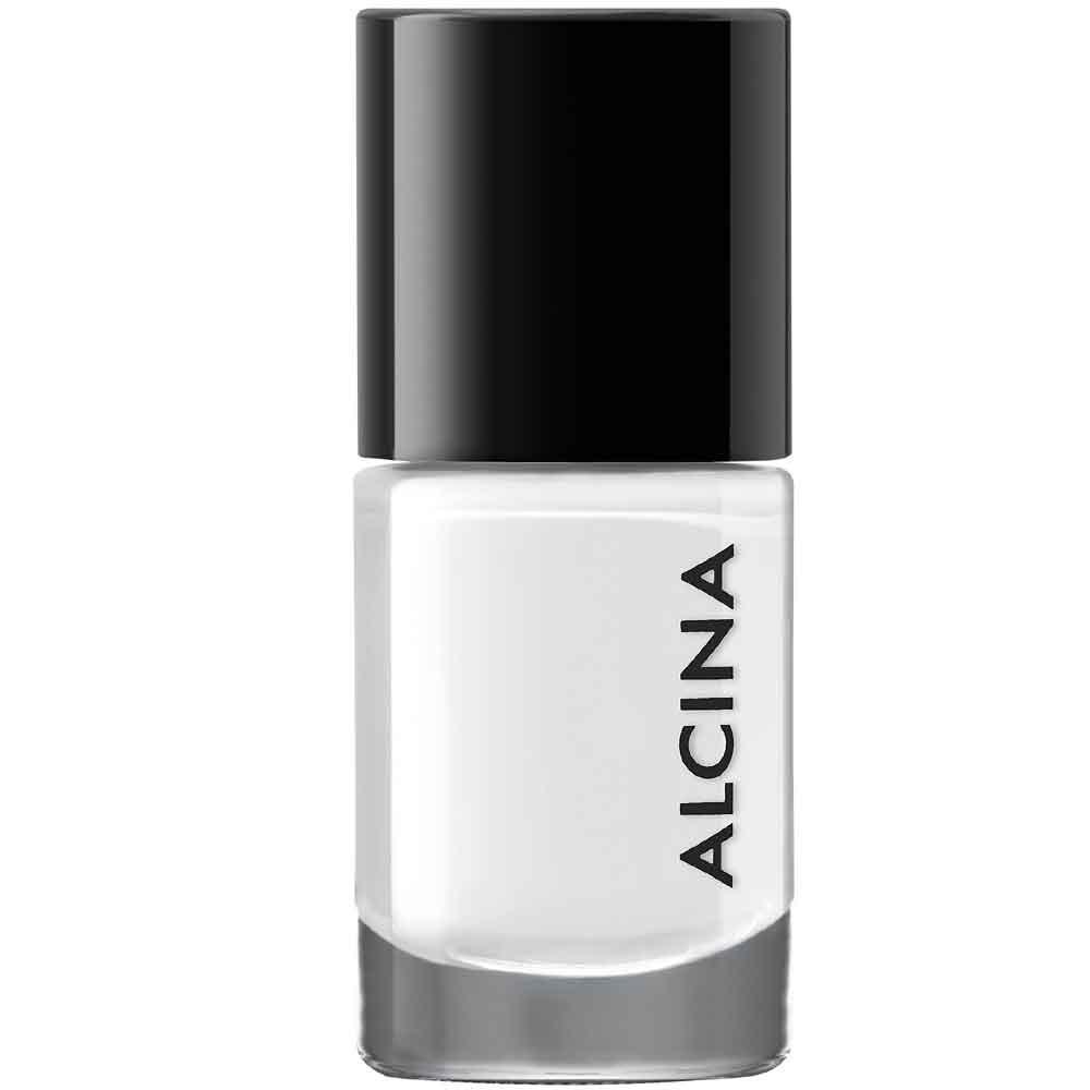 Alcina Ultimate Nail Colour natural white 050 10 ml