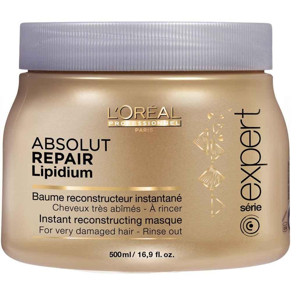 L'Oréal Serie Expert Absolut Repair Lipidium Instant Reconstructing Maske 500 ml