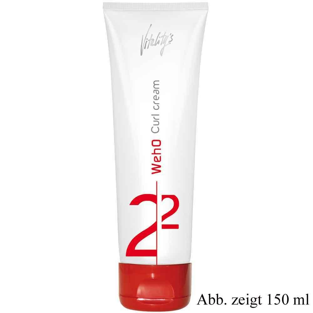 Vitality's WEHO Curl Cream 10 ml Sachet