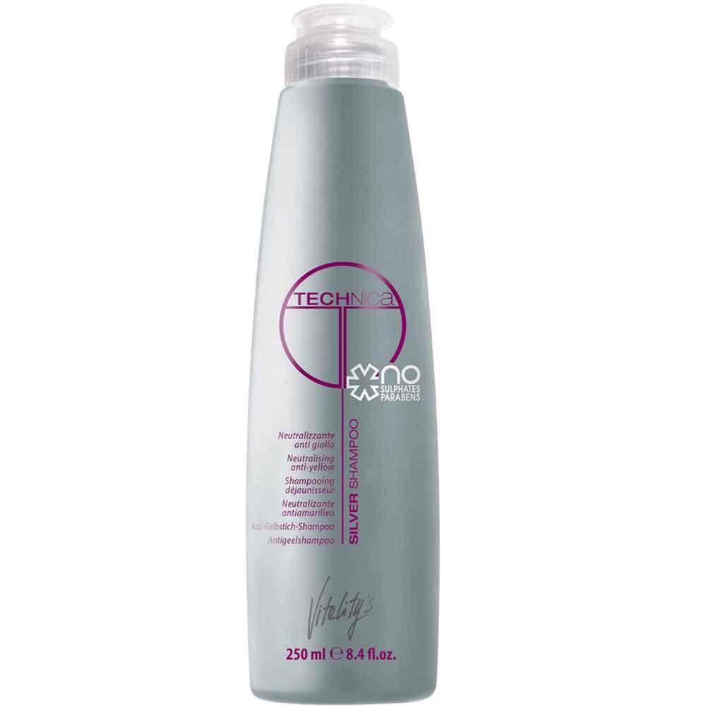 Vitality's Technica Silber Shampoo 250 ml