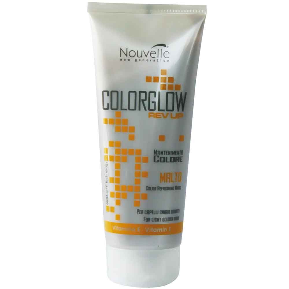 Nouvelle COLOR GLOW REV UP Beige Farbkur 200 ml