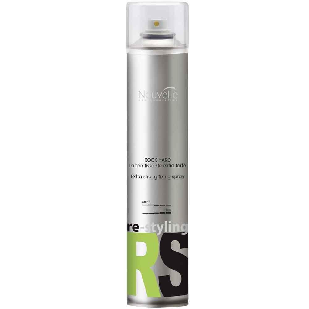 Nouvelle RS Rock Hard Haarspray 500 ml