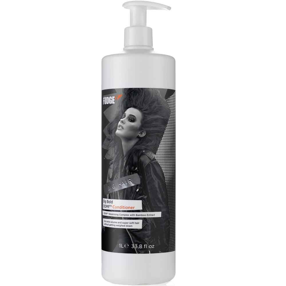 Fudge Big Hair Big Bold OOMF Conditioner 1000 ml