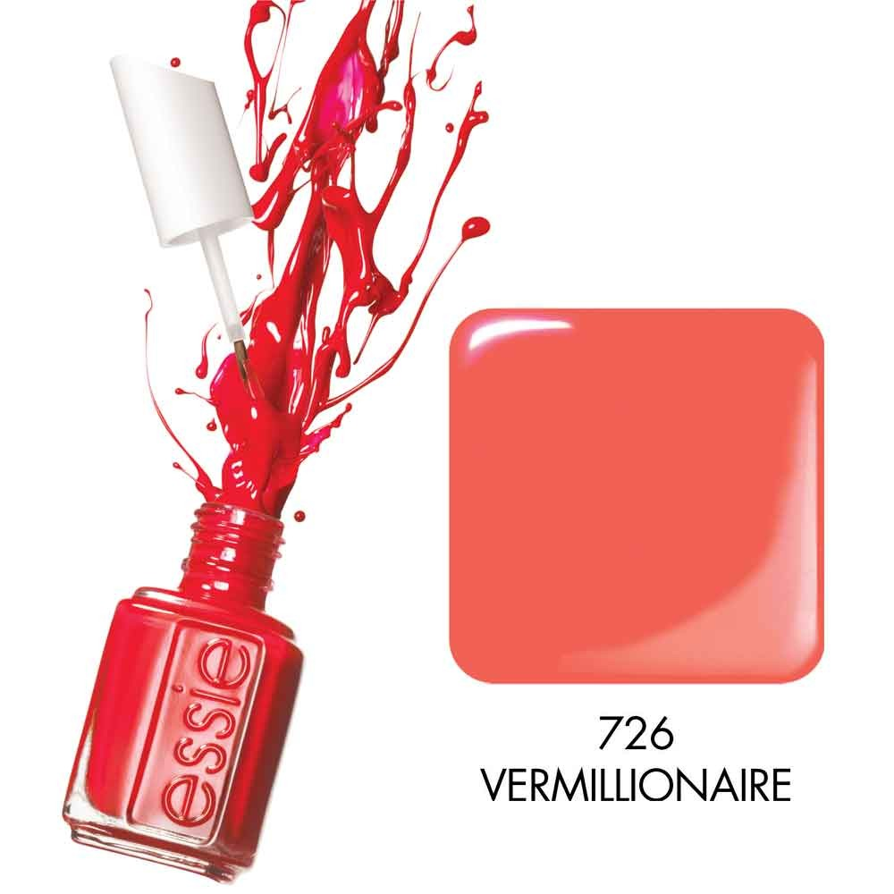 essie for Professionals Nagellack 726 Vermillionaire 13,5 ml