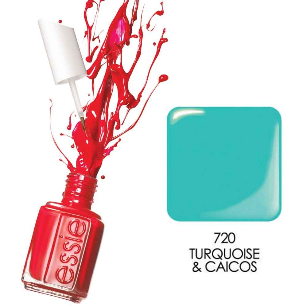 essie for Professionals Nagellack 720 Turquoise and Caicos 13,5 ml