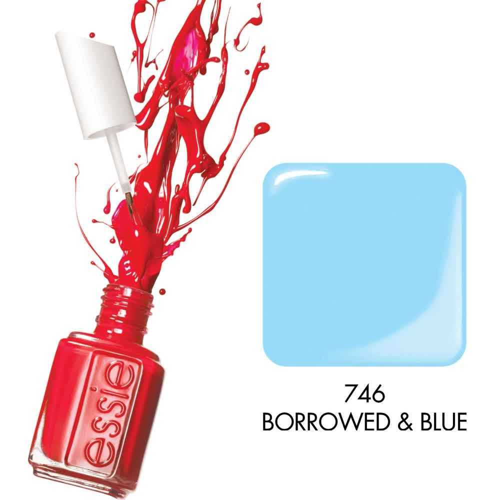 essie for Professionals Nagellack 746 Borrowed & Blue 13,5 ml