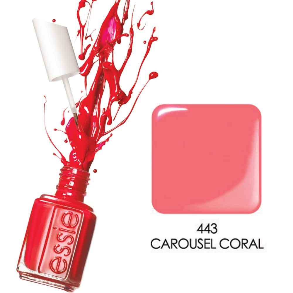 essie for Professionals Nagellack 443 Carousel Coral 13,5 ml