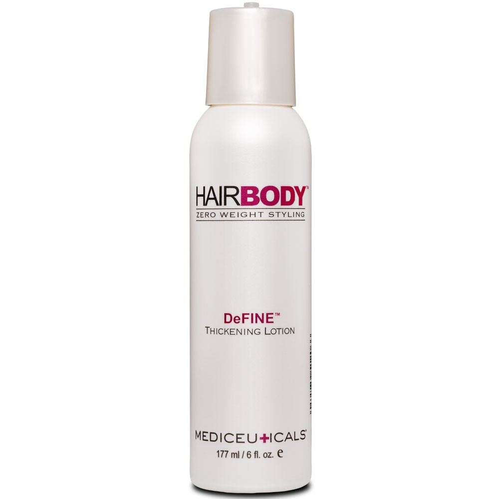 Mediceuticals HairBody Zero Weight Styling Define Thickening Lotion 177 ml