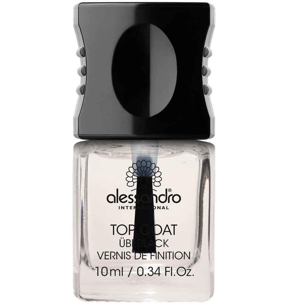 alessandro International Top Coat Nail Polish 10 ml
