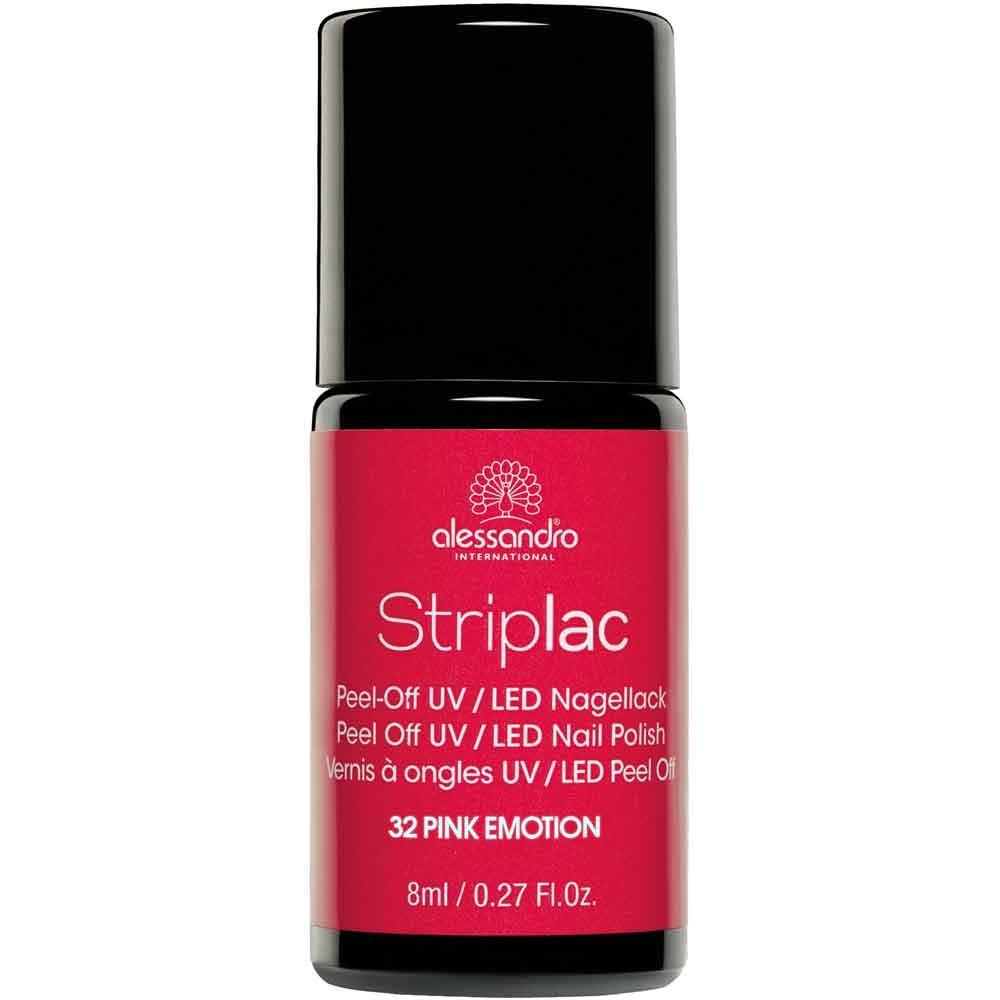 alessandro International Striplac 32 Pink Emotion 8 ml