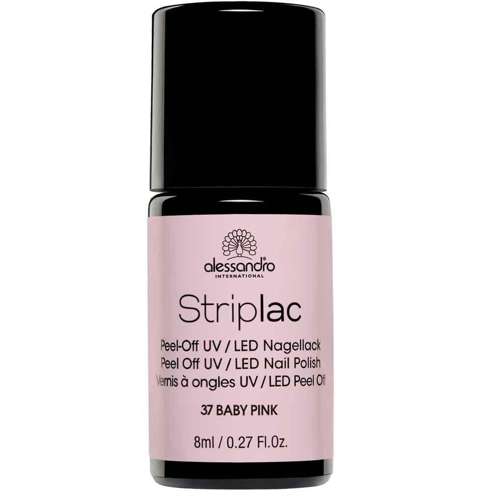 alessandro International Striplac 37 Baby Pink 8 ml