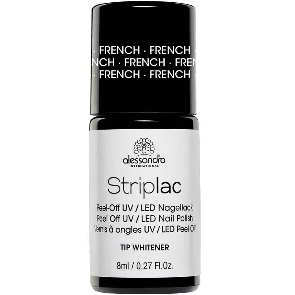 alessandro International Striplac French Tip Whitener 8 ml