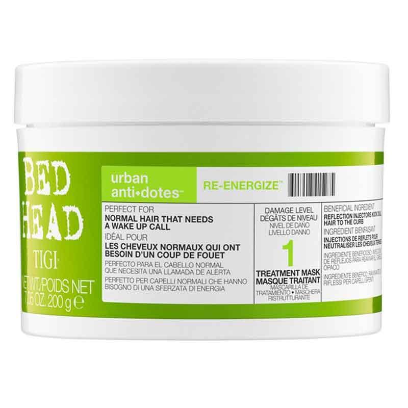 Tigi Bed Head Urban anti+dotes Re-Energize Treatment Mask 200 g