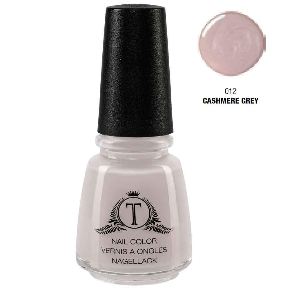 Trosani Topshine Nagellack 012 Cashmere Grey 17 ml