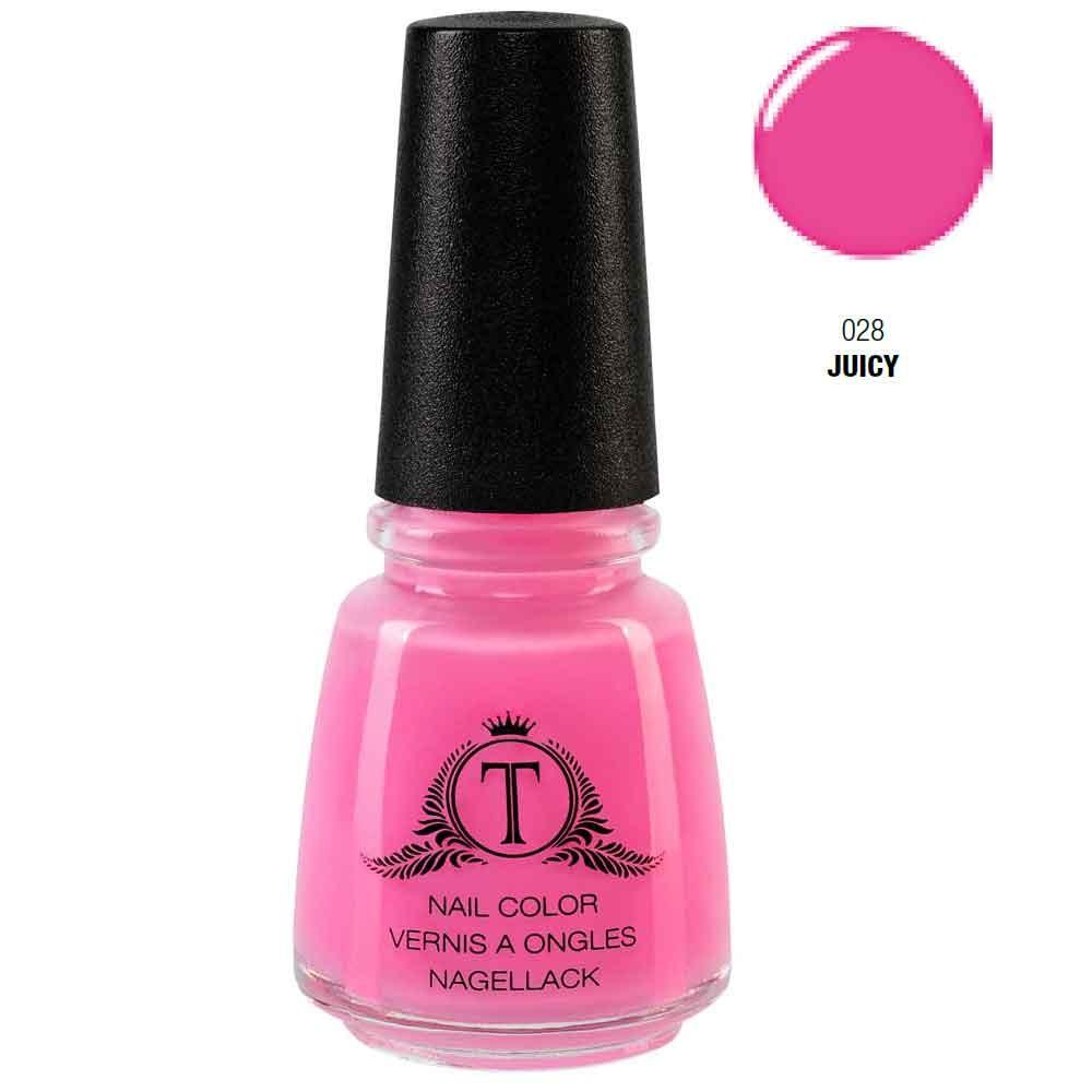 Trosani Topshine Nagellack 028 Juicy 17 ml