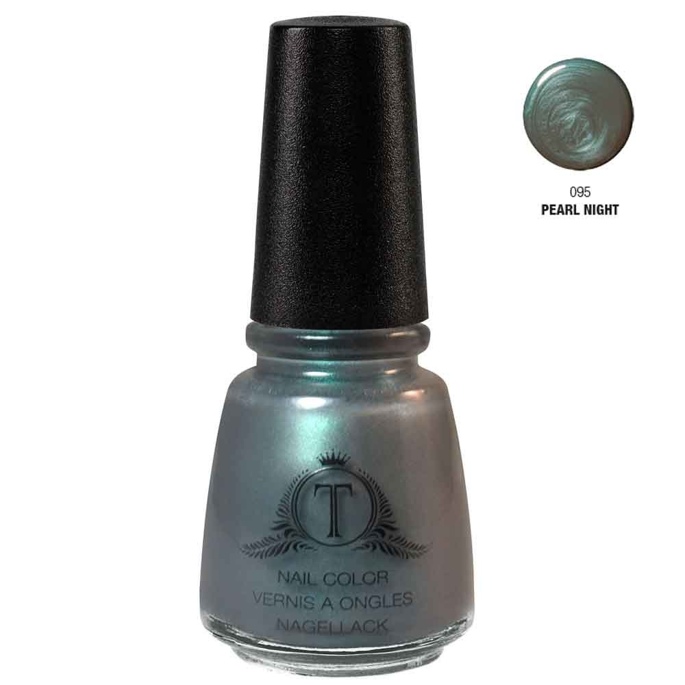 Trosani Topshine Nagellack 095  Pearl Night 17 ml