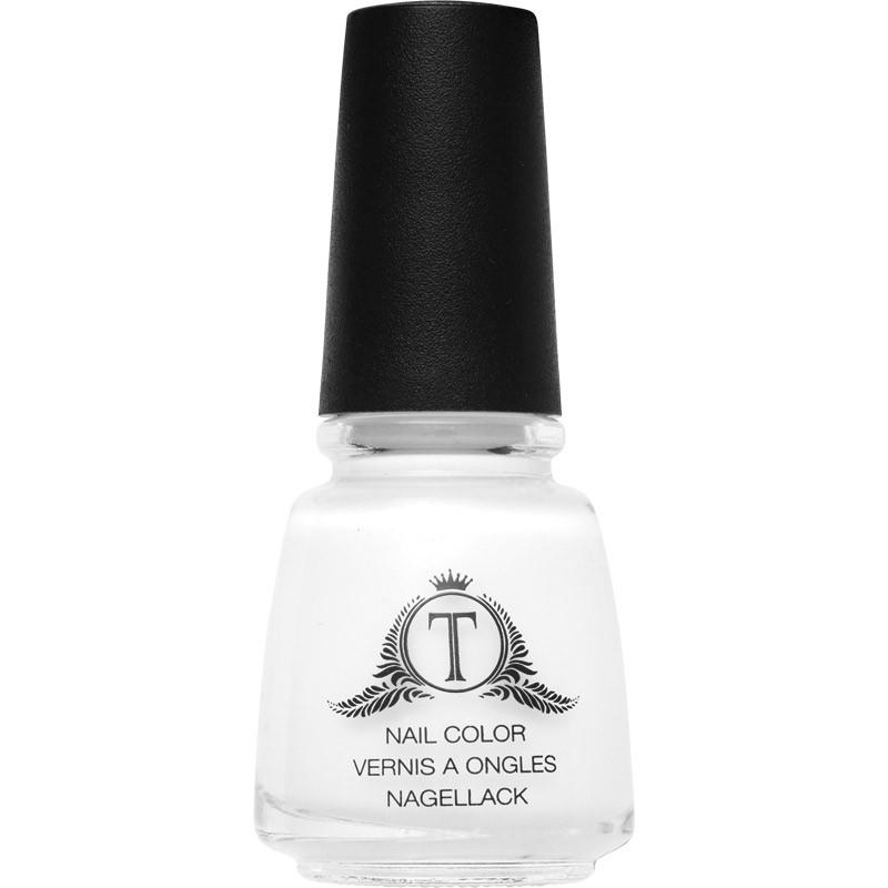 TROSANI Topshine Nagellack- French White 17 ml