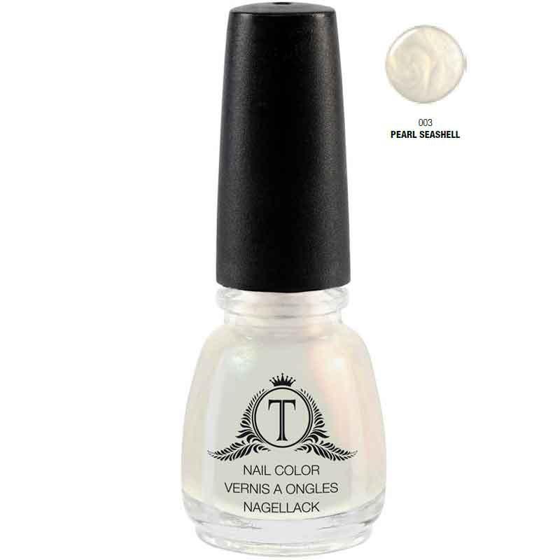 Trosani Topshine Nagellack 003 Pearl Seashell 5 ml