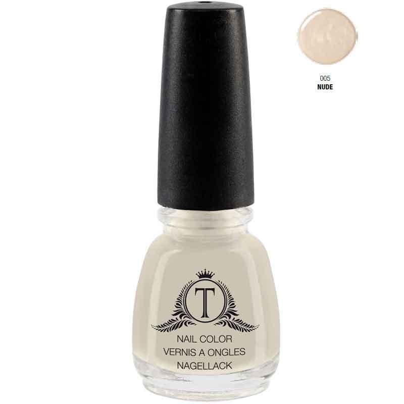 Trosani Topshine Nagellack 005 Nude 5 ml