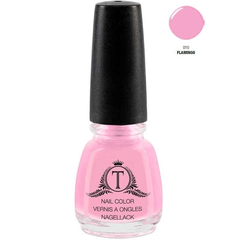 Trosani Topshine Nagellack 010 Flamingo 5 ml