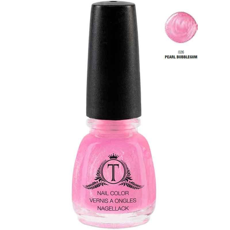Trosani Topshine Nagellack 026 Pearl Bubblegum 5 ml