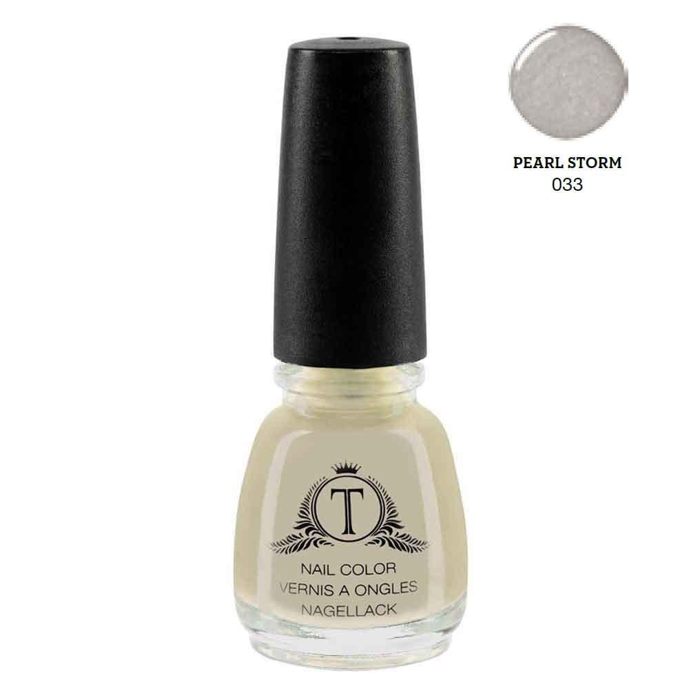 Trosani Topshine Nagellack 033 Pearl Storm 5 ml