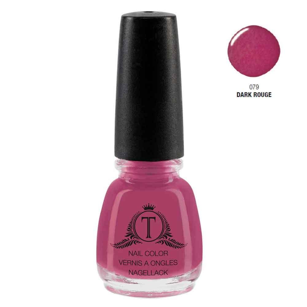 Trosani Topshine Nagellack 079 Dark Rouge 5 ml