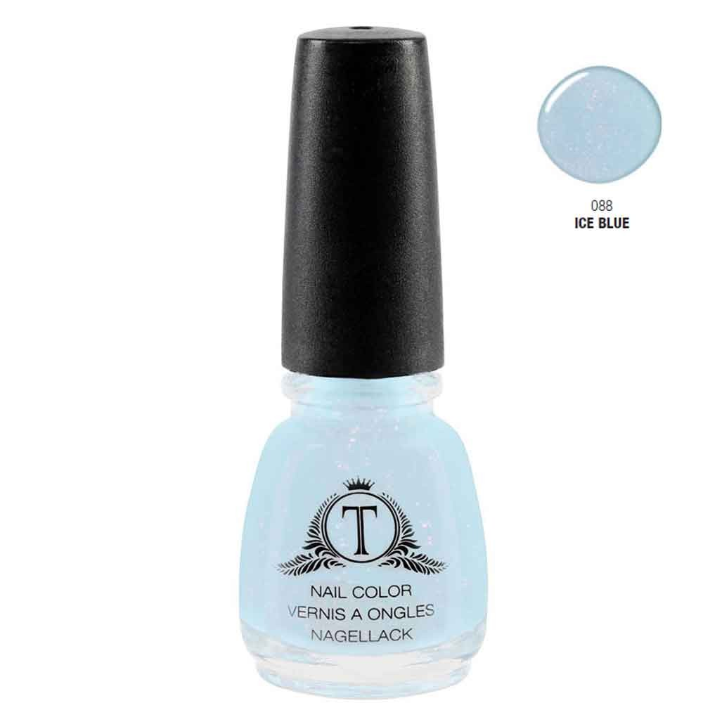 Trosani Topshine Nagellack 088 Ice Blue 5 ml