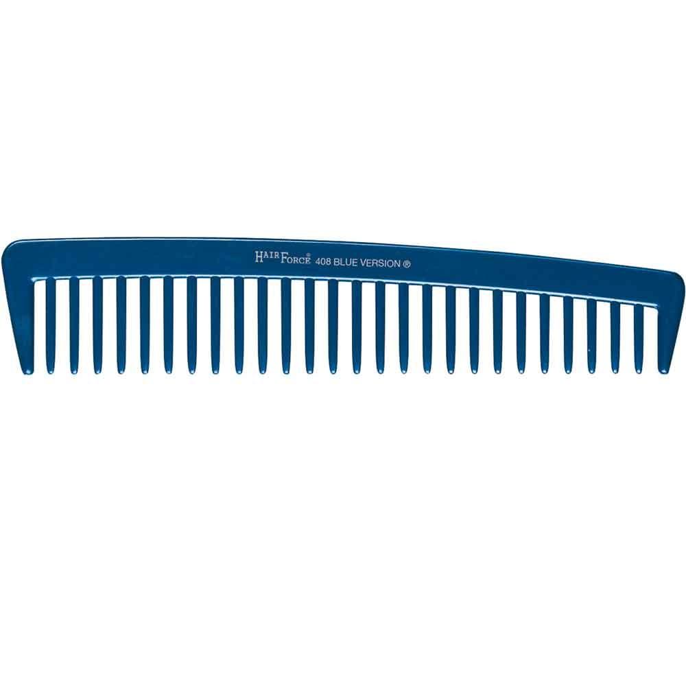 Hairforce Kamm 408 Blue Profi-Line