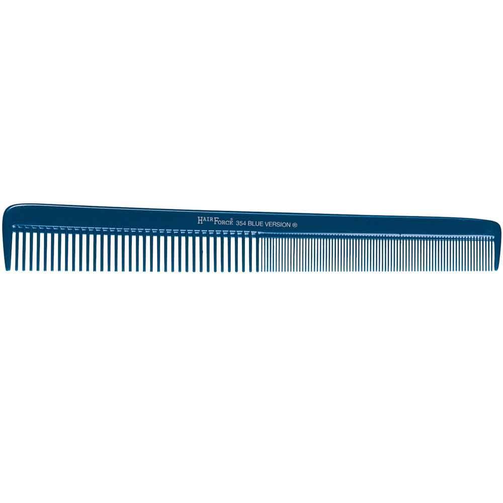 Hairforce Kamm 354 Blue Profi-Line