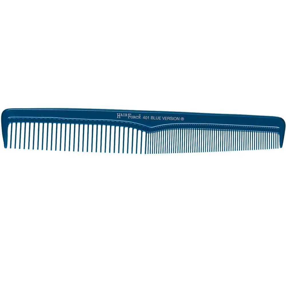 Hairforce Kamm 401 Blue Profi-Line