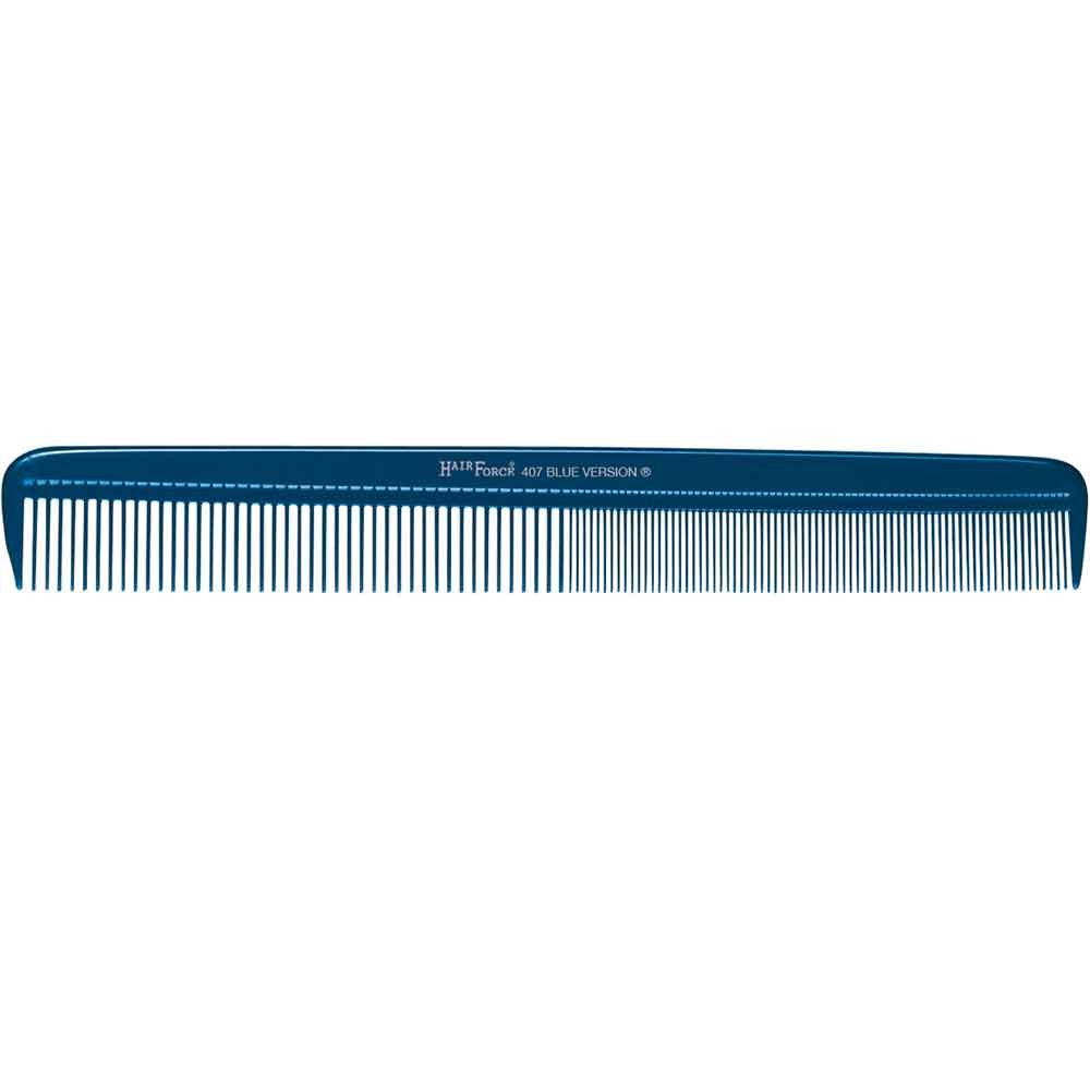 Hairforce Kamm 407 Blue Profi-Line