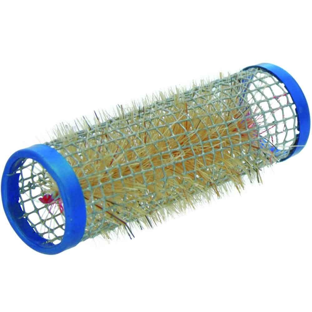 Hairforce Drahtwickler mit Borste 21 mm 12 Stück