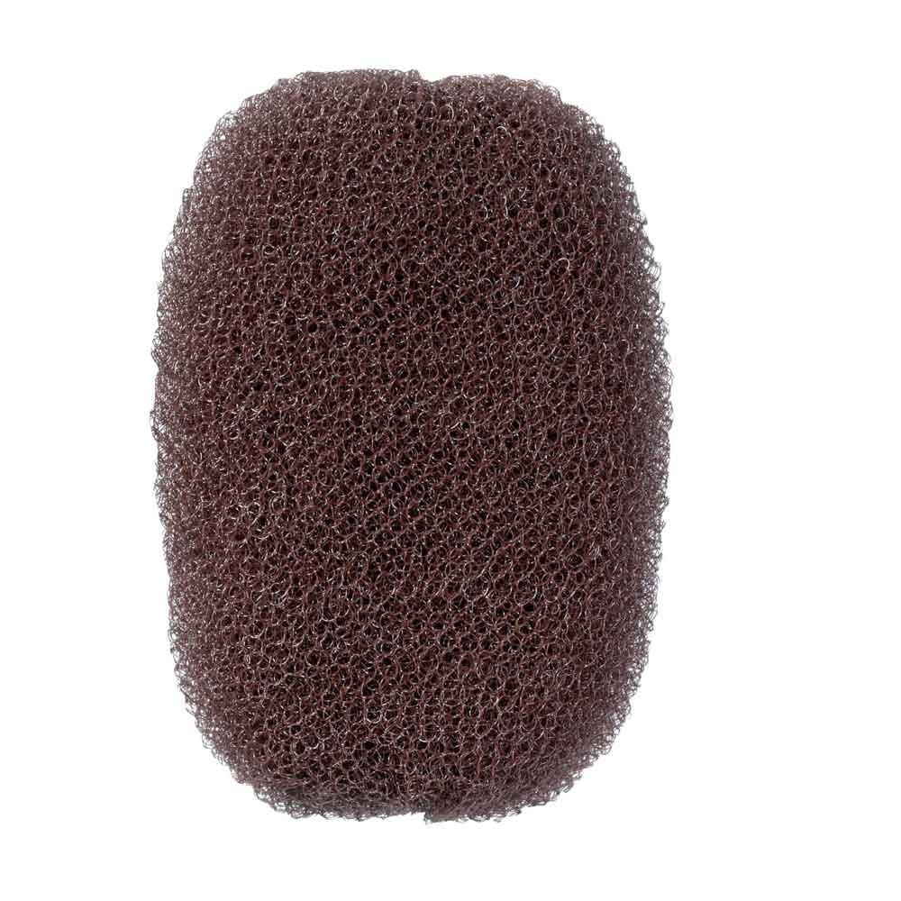 Comair Haarvollunterlage braun 7 x 11 cm