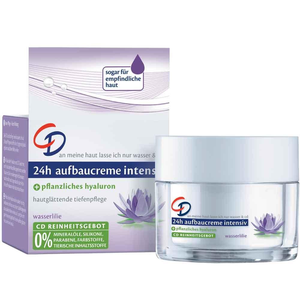 CD 24h Aufbaucreme Intensiv 50 ml