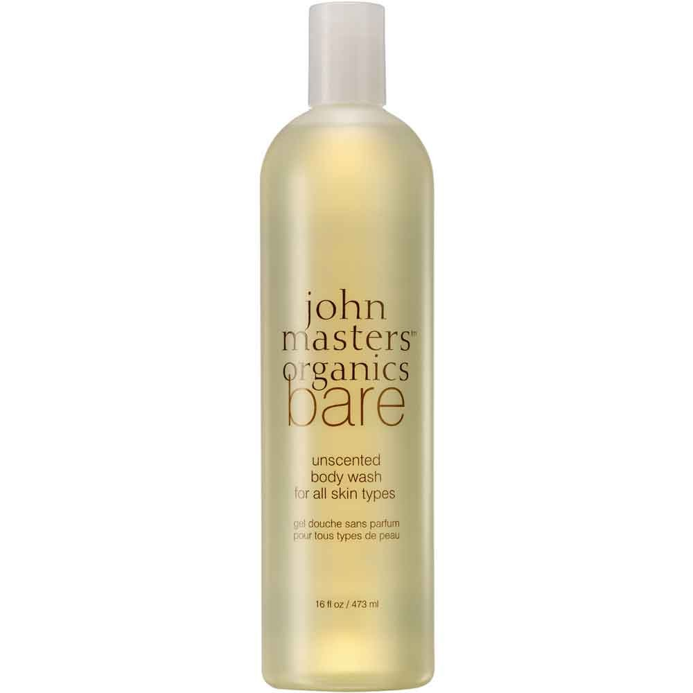 john masters organics Bodycare Bare Unscented Body Wash 473 ml