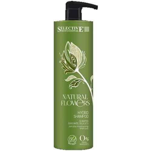 Selective Natural Flowers Hydro Shampoo 1000 ml