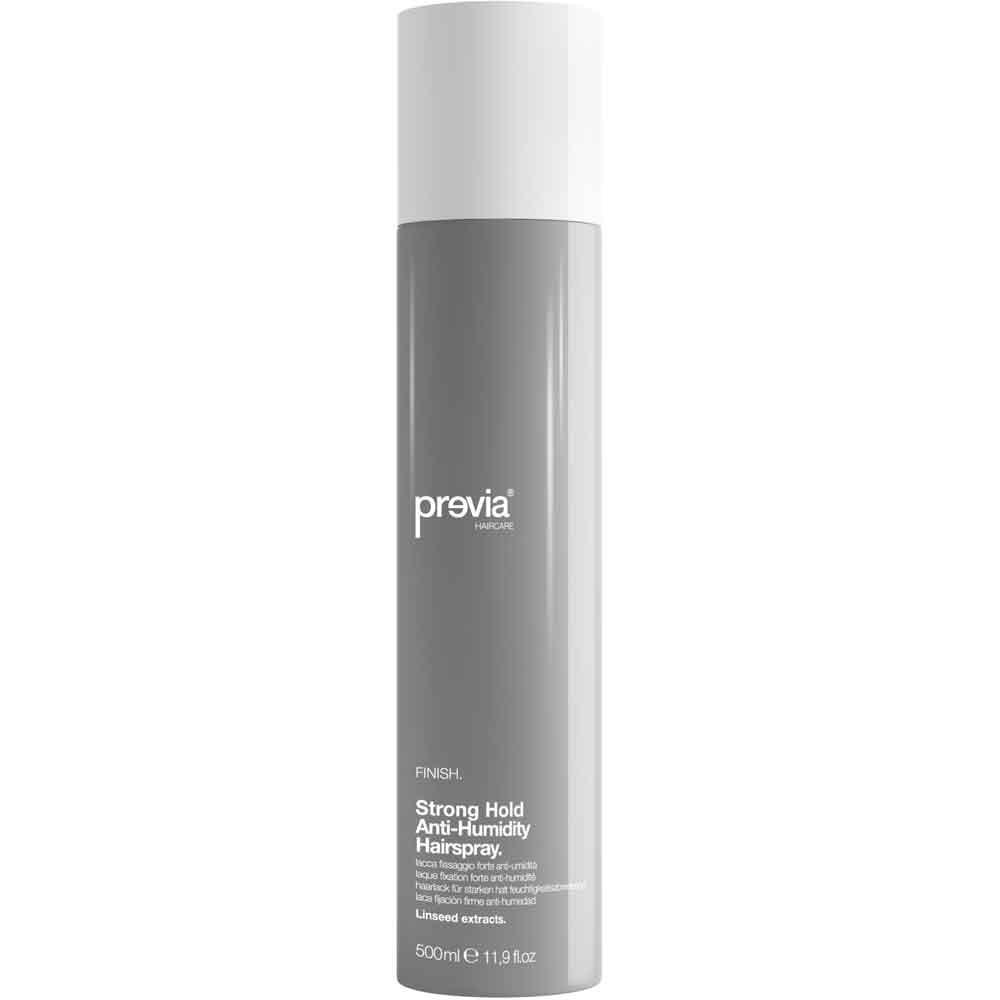 Previa Finish Strong Hold Hairspray 500 ml