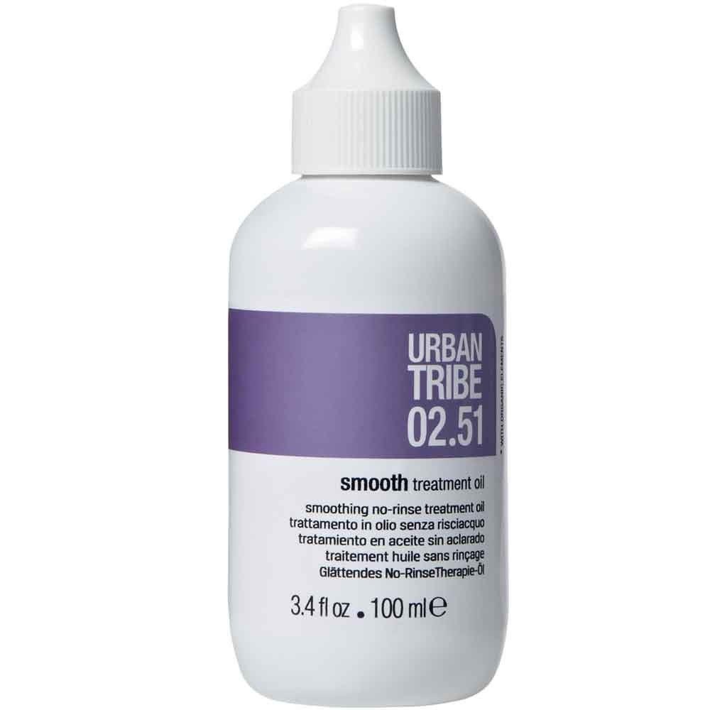 URBAN TRIBE 02.51 Smooth Treatment Oil 100 ml
