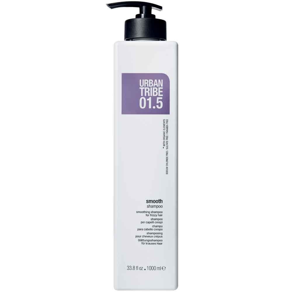 URBAN TRIBE 01.5 Smooth Shampoo 1000 ml